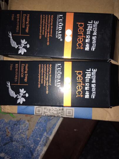 【买1发2瓶】香水护发精油卷发直发 出口韩国头发精油染烫修护干枯毛躁免洗护发素 红参润膏修护精油 晒单图