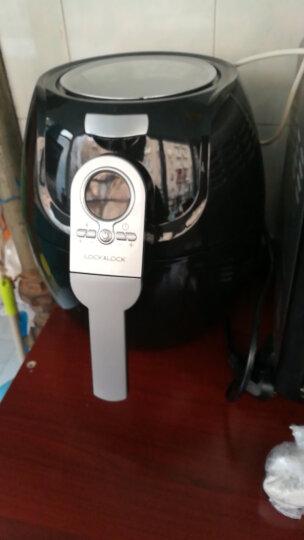 乐扣乐扣(LOCK&LOCK)空气炸锅 无油微电脑智能多功能锅ECF-301R 晒单图
