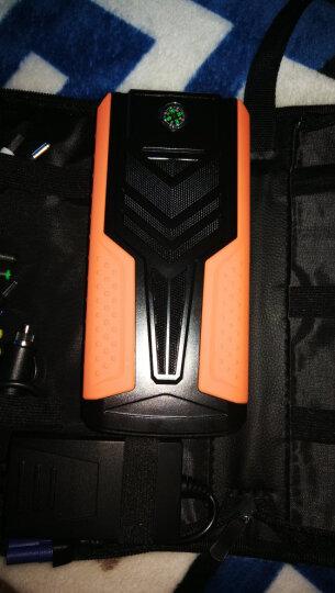 纽曼V8加强版汽车应急启动电源12V车载电瓶启动宝汽车搭电打火车载充电宝手机移动电源+C11充气泵 晒单图