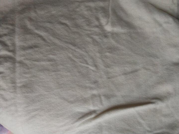 雪莲秋冬新款山羊绒女士纯色简约套头高领针织衫羊绒衫女 暗夜黑1628 L(105) 晒单图