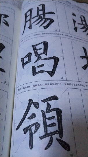 华夏万卷·书法等级考试培训教材:王羲之《兰亭序》精讲精练 晒单图