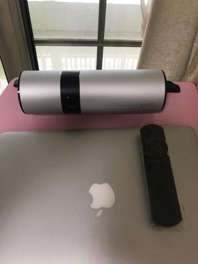 坚果投影仪P2 家用办公投影机便携式迷你全高清手机小型家庭影院投影电视3D智能微型电影机 【 3D影音套装】 晒单图