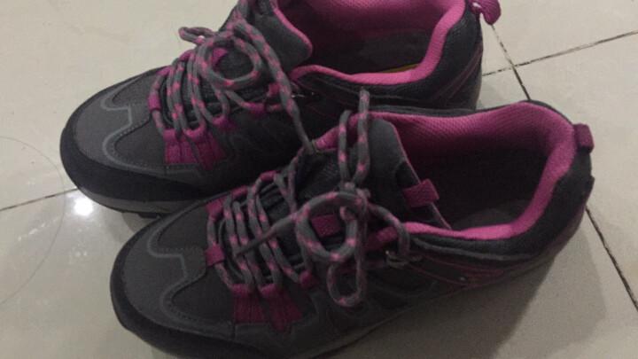 卡鲁森(clothin) 运动户外透气户外鞋休闲运动鞋徙步登山鞋 跑步鞋 专业户外鞋 03男款蓝色 39 晒单图