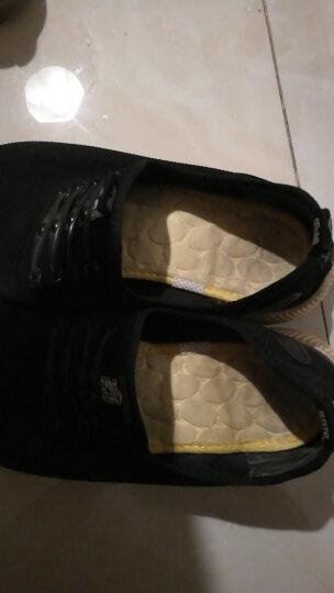 步云保暖鞋垫男女冬季羊毛加绒透气吸汗毛绒棉鞋垫 黄色10双装 46码 晒单图