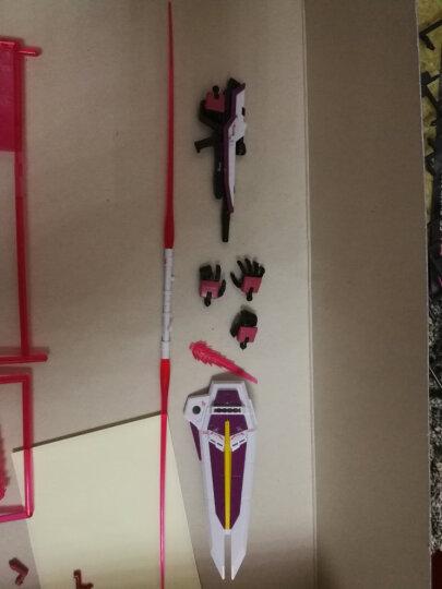 万代(BANDAI)高达Gundam拼插拼装模型玩具 RG版14强袭自由敢达0185139 晒单图