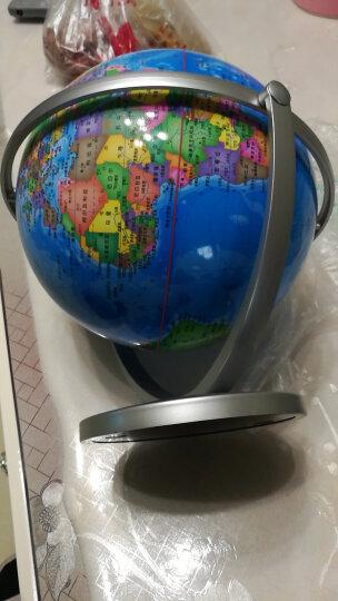 三格田(SANGTY) 教学地球仪20C地球仪高清国标学生教学地球仪摆件720度万向旋转 15cm(ABS)万向地球仪 晒单图