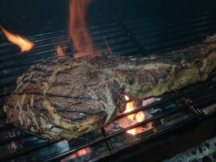 肉管家 乌拉圭原切战斧牛排2000g 原味厚切牛排 进口生鲜  晒单图