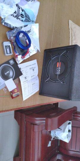 JBL汽车箱体低音炮 CS1014  10英寸低音喇叭赠送箱体(已组合) 晒单图