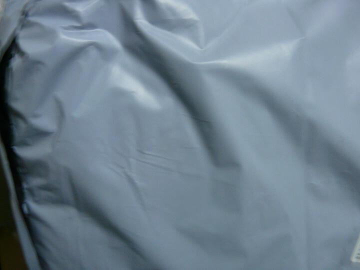 劲霸男装K-Boxing 时尚千鸟格纹针织拼接舒适保暖羽绒服|FRHY4210 咖啡色修身版 170/M 晒单图