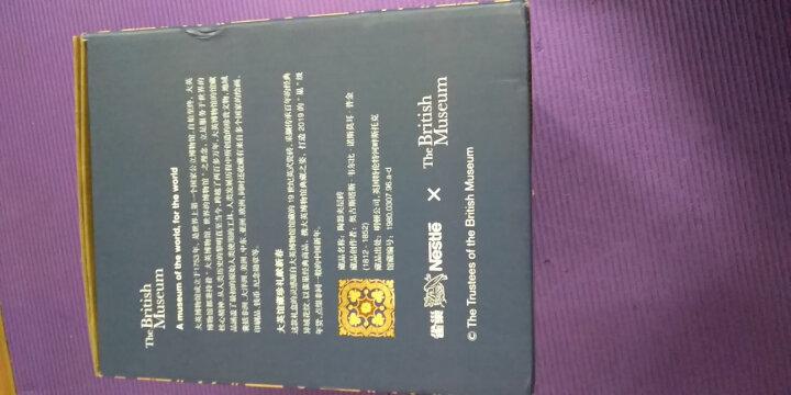 雀巢(Nestle) 雀巢& 大英博物馆 联名珍宝礼盒  内含新春丝巾 怡养中老年奶粉益护因子配方  罐装850gx2 晒单图