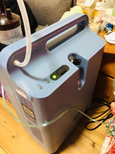 亚适制氧机5L台式医用5升家用老人吸氧气机 NewLife Elite美国原装进口 送血氧仪+雾化器+湿化杯+配件包 晒单图