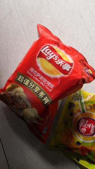乐事(Lay's)薯片 零食 休闲食品 得克萨斯烧烤味 145g 百事食品 晒单图
