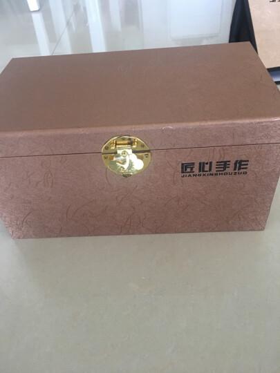 立远 茶叶 乌龙茶 安溪铁观音茶叶礼盒 浓香型铁观音 汝窑陶瓷罐225g*2罐 晒单图