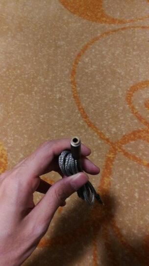 飞利浦(PHILIPS)3.5mm转双莲花 音频线一分二 2RCA公对公连接线 手机电脑音响转接线1米 SWR2121A 晒单图