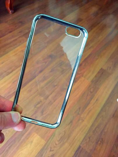 亿色(ESR)iPhone6/6s手机壳/保护套 4.7英寸苹果6/6S手机套 硅胶透明防摔软壳 初色晶耀系列 流星银 晒单图