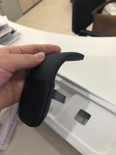 微软(Microsoft) Arc Touch Surface Arc 蓝牙鼠标(新品)Go Surface Arc石墨黑 晒单图