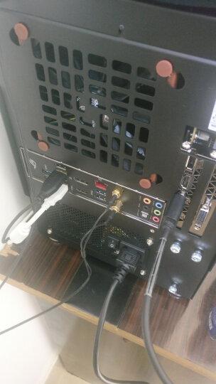 长城(GreatWall)台式机电脑主机电源线 (3C认证/1.5米/10A/0.75平方毫米) 晒单图