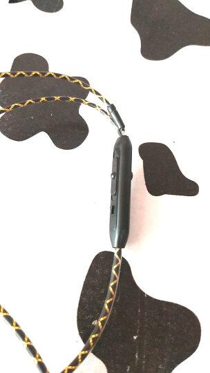 金响原装 耳机入耳式有线重低音 银色 vivoU1/S1/iQOO/X27/X27Pro 晒单图