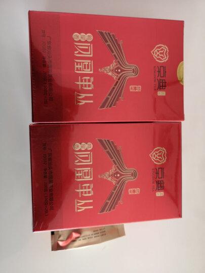京典 潮州凤凰茶 乌岽鸭屎香 高山单丛茶 单从茶叶 单枞茶产地直供 一套400g 晒单图
