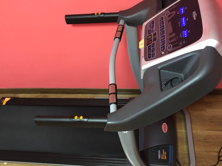 乔山(JOHNSON)跑步机 家用静音折叠电动跑步机 T86 ZS 晒单图