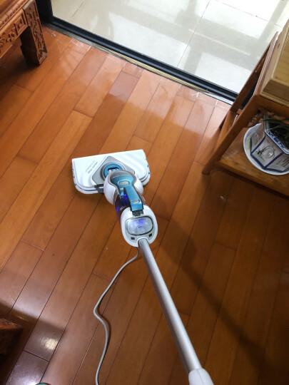 百得系列蒸汽拖把 吸尘器伴侣  电动蒸汽清洁拖地机家用 多功能高温洗擦地机 高级款FSM1630-A9 晒单图