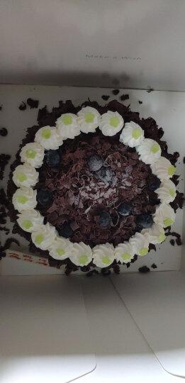 好利来 黑森林 生日蛋糕预订  黑樱桃草莓   天津、成都 直径15cm提前24小时预订 晒单图