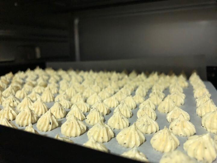 百钻硅油纸5米/10米/20米/50米烤箱用烤盘纸双面吸油烤肉纸烘焙工具 20米 晒单图