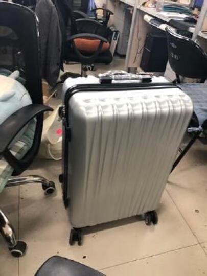 卡拉羊密码锁旅游必备行李箱锁防盗迷你挂锁男女出差多功能旅行用品背包拉杆箱锁CX0002黑色 晒单图