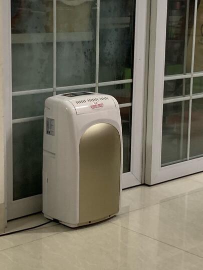 川井(CHKAWAI)除湿机DH-202BE卧室地下室除湿器干衣除湿净化一机三用 晒单图