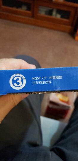 昱科(HGST)1TB 高性能笔记本硬盘 7200转32MB SATA3.0接口(HTS721010A9E630) 晒单图