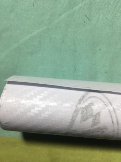 华饰 车用碳纤维车身贴纸 3D透明30cm宽*1米 二代立体碳纤维纸 光面碳纤贴膜 汽车车贴现做 晒单图