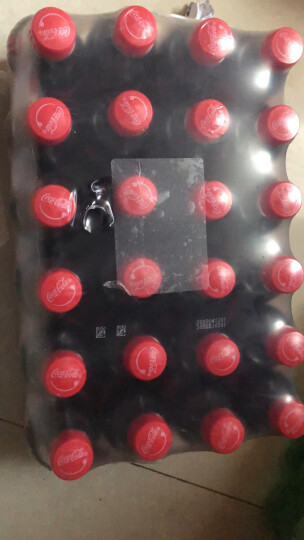 可口可乐 Coca-Cola 汽水 碳酸饮料 300ml*24瓶 整箱装 可口可乐公司出品 晒单图