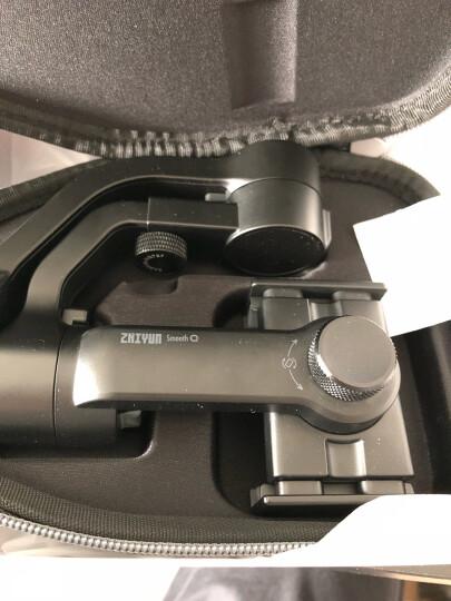 zhiyun 智云Smooth Q三轴手持稳定器 横竖拍手机稳定器云台 手机拍摄稳定器 黑色 晒单图