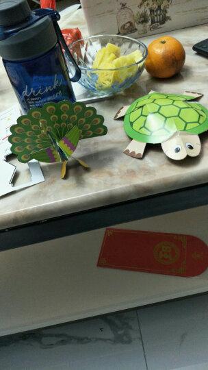 神奇小手工6册 建筑篇等全六册幼儿园少儿童立体折纸 锻炼幼儿的动手动脑、手眼协调能力 晒单图