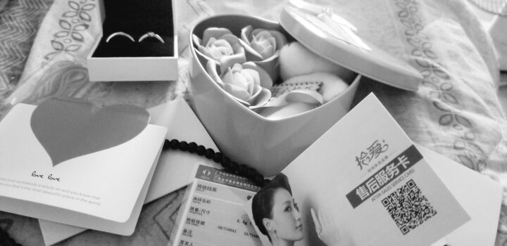 拾爱 925纯银情侣戒指一对情侣对戒心相印活口刻字银戒子开口男女款结婚韩版学生心形刻字送女友生日礼物 无尽的爱活口 一对可调节+送证书 晒单图