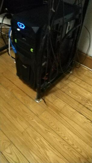 爱国者(aigo)黑暗骑士D8 黑色 中塔式机箱(支持ATX主板/USB3.0/HD/分体式五金结构/免工具设计) 晒单图