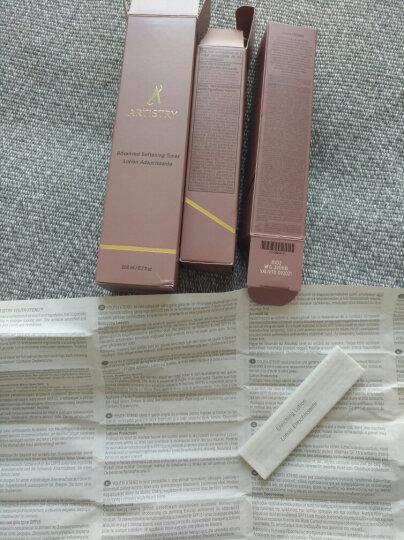 安利(Amway)雅姿化妆品恒时凝颜套装日霜晚霜眼霜洁面乳精华液 凝颜粉底液乳 #008 瓷白色 晒单图