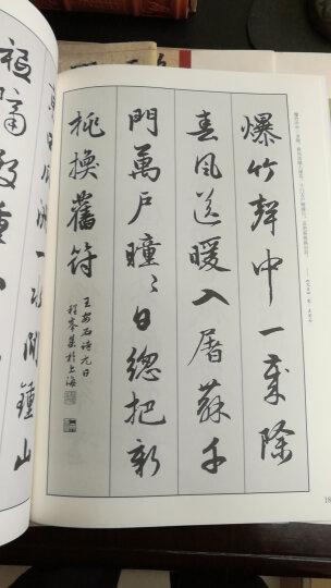 经典诗词集字创作:王羲之行书 晒单图