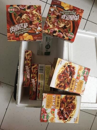 潮香村 黑椒牛柳意大利面1人份280g冷冻微波速食即食品 晒单图
