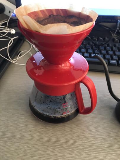 Mings铭氏 精选系列 进口咖啡豆研磨炭烧风味咖啡粉500g 晒单图