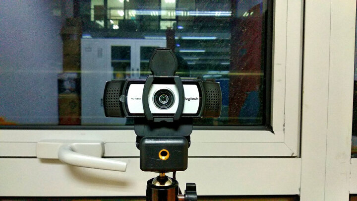 罗技(Logitech)C930e 高清会议室摄像头 直播摄像头 1080P 晒单图