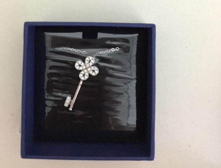 SWAROVSKI 施华洛世奇 爱之钥匙 NOBLE 项链女 锁骨链女 时尚饰品 女友礼物 5007808 晒单图