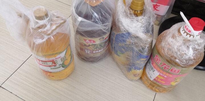 金龙鱼 食用油 非转压榨 玉米油4L 晒单图