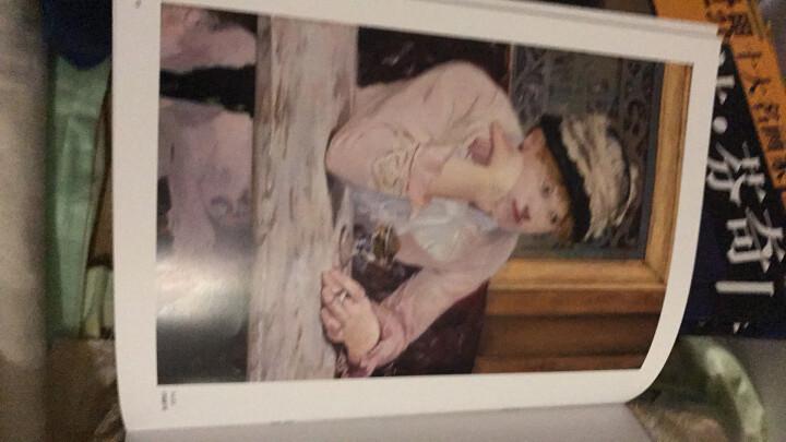 西方绘画大师原作高清临本 米勒 人物素描速写临摹素材线稿 油画人物肖像画珍藏佳作色粉笔素材 晒单图