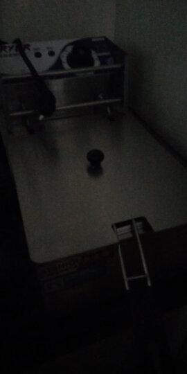 艾士奇(AISHIQI) 艾士奇电炸炉商用 单双缸加厚小吃油炸锅 炸串 炸薯条机 炸鸡排 单缸【10L大容量】 晒单图