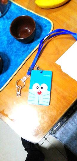 立体韩国可爱萌动物公交卡套 带钥匙扣学生卡套 卡通便携式公交卡套24种款 粉色女孩 晒单图