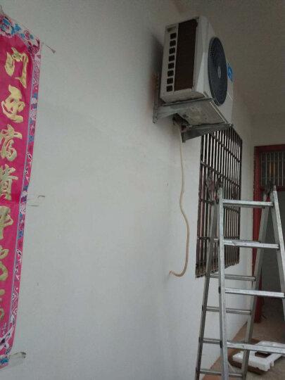 美的(Midea)大1.5匹壁挂式空调 空调变频挂机  省电星二级能效 全直流变频卧室壁挂式空调挂机 晒单图