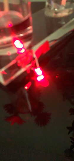 TaoTimeClub LED灯 发光二极管 5MM圆头 七彩慢闪快闪交替 灯珠(10只) 晒单图