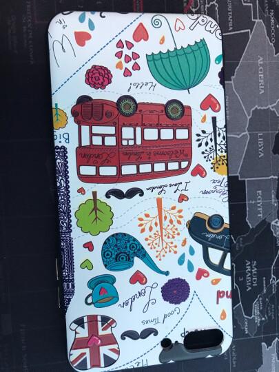 江铭苹果XS MAX手机壳iPhone8Plus防摔软XR保护套6s磨砂7手机套卡通薄女款创意可爱 苹果7Plus/8Plus-英伦汽车 晒单图