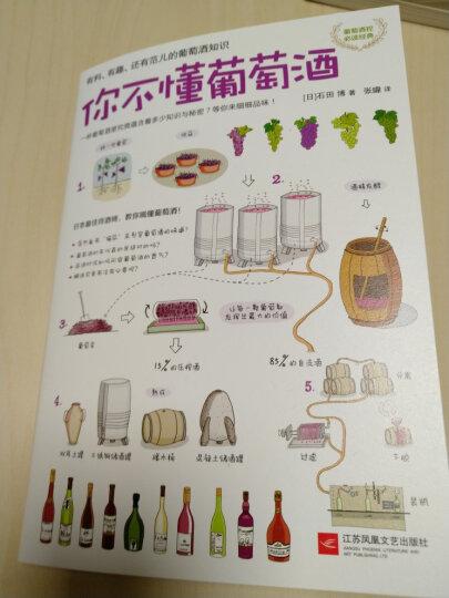 精致生活套装全2册(你不懂咖啡+你不懂葡萄酒 ) 晒单图